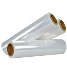 Transparent waterproof lldpe pe wrap stretch film for packing