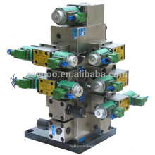 Машины для холодного прессования интегрированные системы коллектора