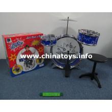Tambor del jazz con la silla, juguete determinado del musical (147408)