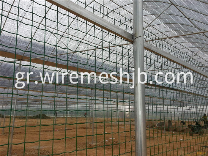Euro Welded Mesh Fence