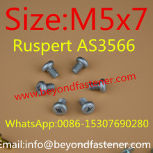 Machine Screw Ruspert Screw Bolts