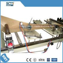 Envelope do envelope do enrugamento da bolha que faz a máquina