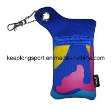 Fashionable Full Colors Printing Neoprene Mobile Phone Case
