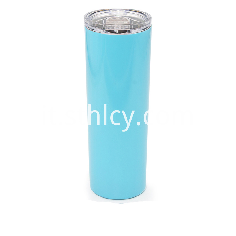 20oz Stainless Steel Tumbler Cup with Lid