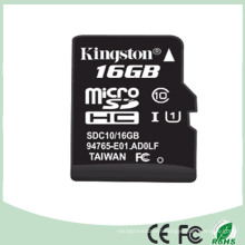 Real Capacity Low Price Memory Card Micro SD 16GB (SD-16)