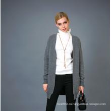 Женская мода Кашемир Blend Sweater 17brpv101