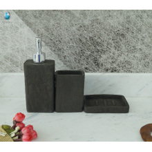 Fashional household bath accessories wholesale eco-friendly bathroom sanitary set
