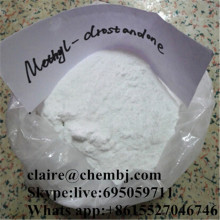 Oral Esteroides Anabólicos Superdrol Polvo Metil-Drostanolone para Bobybuilding