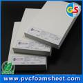 Крытый украшения изготовление листа пены PVC (6мм-18мм)
