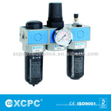 Air Source Treatment Units-XUC seris FRL-Air Preparation Units-Air Filter Combination