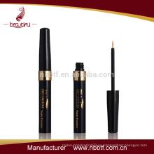 Tubo de eyeliner de encargo del eyeliner que empaqueta el tubo del eyeliner de aluminio de los cosméticos