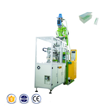 Machine d'injection plastique automatique