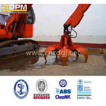 Hydraulic Orangel Peel Excavator Grab for Lifting