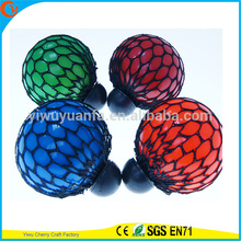 Hot Selling Novelty TPR Squishy Mesh Ball