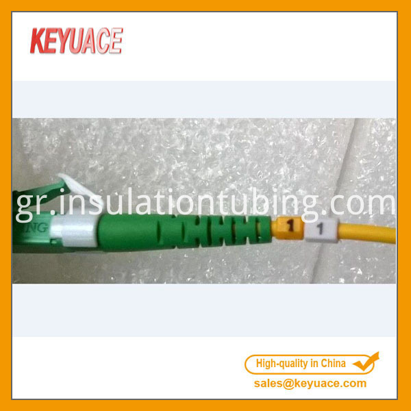 Plastic Electrical Cable Markers Ec Type