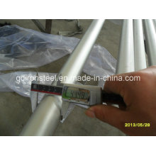 ASTM A312 Welded Stainless Steel Pipe for Industrial Fluid Conveying