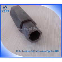 Many sizes of seamless hexagonal steel pipes for PTO shaft