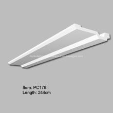 PU Cornice Molding for Indirect Lighting