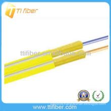 Duplex Single mode Fiber Optic Cable Indoor Fiber Cable