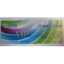 Cartão PVC VIP