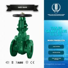 OS & Y 16 válvula de porta - comprimento: 560mm