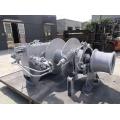 China Factory Hydraulic Combined Anchor Windlass  Mooring Winch