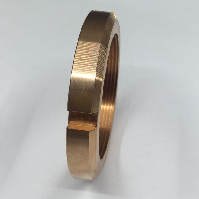 copper machining services