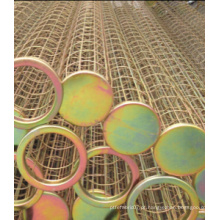 Gaiola do saco de filtro da poeira da indústria química