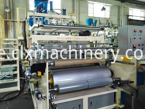 pe stretch wrap film production line