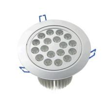Luz de techo de 18W LED con el CE RoHS (GN-TH-CW1W18)