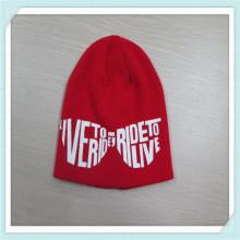 Adolescentes impresso chapéu do Beanie