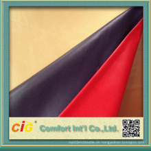 Chinesisches Synthetik-Leder für Schuhe verwenden