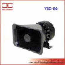 80W Loud Speaker Series Car Alarm (YSQ-80)