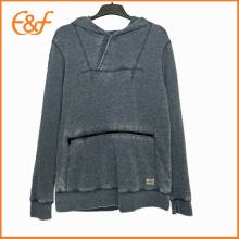 Custom Plain Hooded Sweaters Knitwear for Men
