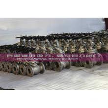 Válvula De Porta De Aço Inoxidável CF3m