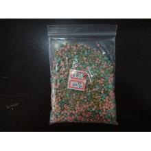 Fertilizante composto colorido NPK