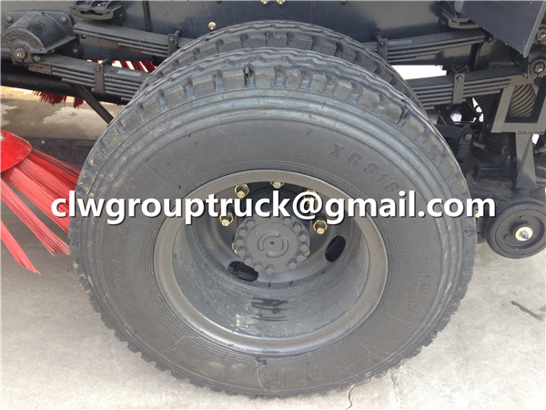 Road Sweeper Tire specifications