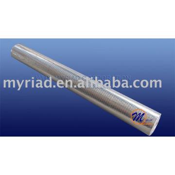 Reflektierende Aluminiumfolie Isolierung, Folienisolierung, Strahlungswärmebarriere