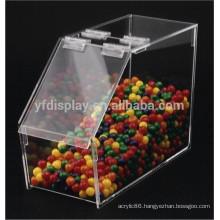 Small Acrylic Candy Box
