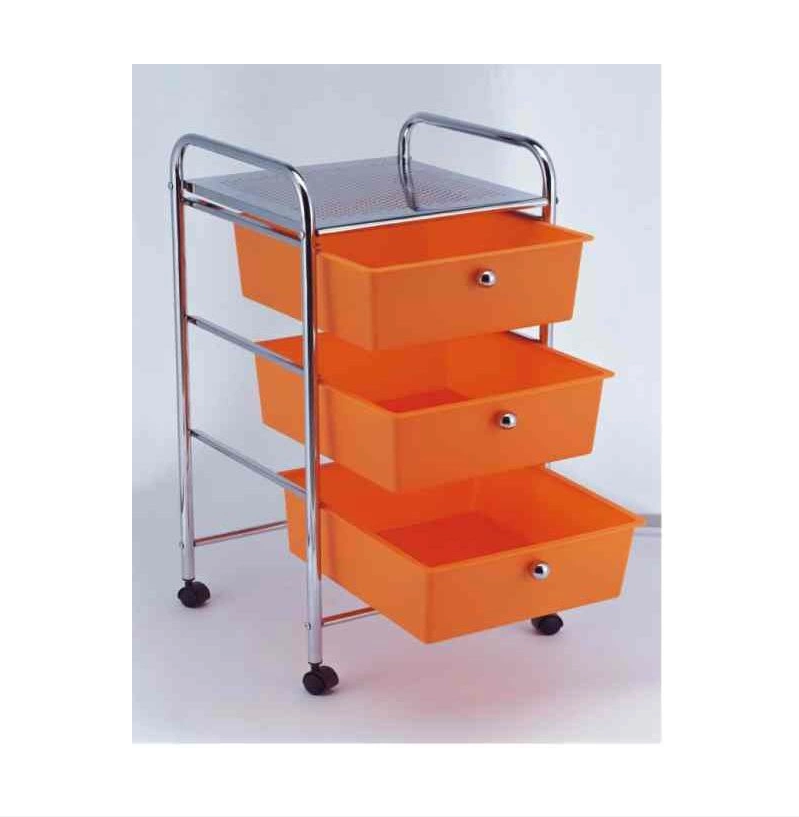 Commercial stainless steel rack