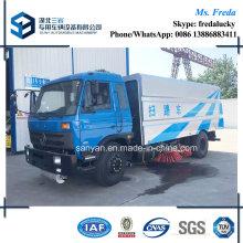 Dongfeng 12000L Vacuum Street Sweeping Reinigungswagen