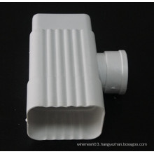 High Quality 6 Inch K Style PVC Gutter Connector
