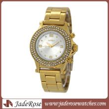Moda liga set relógio de ouro relógio (rb3177)