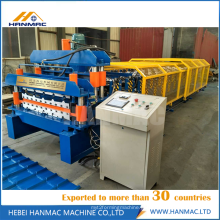 Alta Qualidade Double Decker Roll Forming Machine