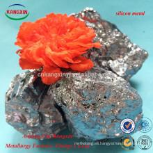 China Silicio Metal 553 / Silicio metálico 553