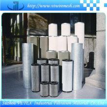 Elemento de filtro de acero inoxidable 304