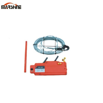 Bloque de agarre manual Wirerope