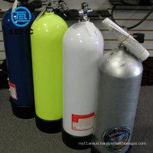 12 Liter Underwater Apparatus Scuba Diving Cylinder 12L Underwater Breathing Scuba Diving Tank Aluminium High CN;SHG