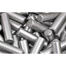 Pino cilíndrico de alta resistência de precisão de aço de rolamento