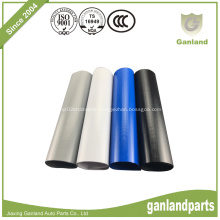 PVC Coated Tarpaulin For Curtain Side Trailers White